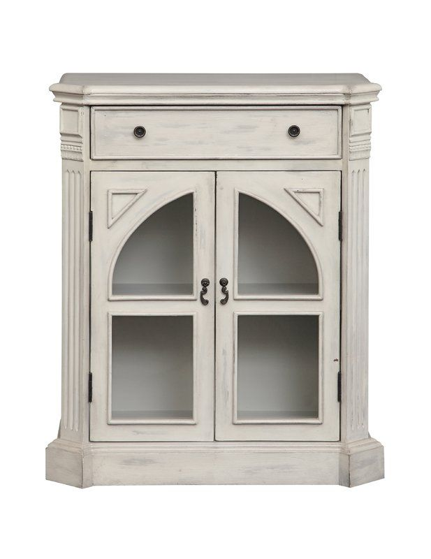 Charmant 1 Drawer 2 Door Accent Cabinet 389 Shabby Chic Furniture Accent Chests And Cabinets Furniture