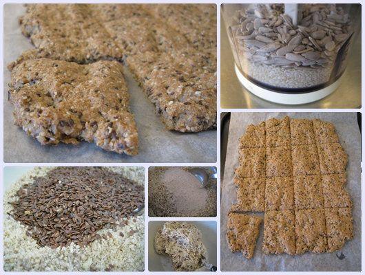 Recept på bröd och brödbaserade rätter - Kolhydrater iFokus