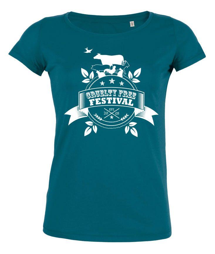 Cruelty Free Festival 2016 T-shirt