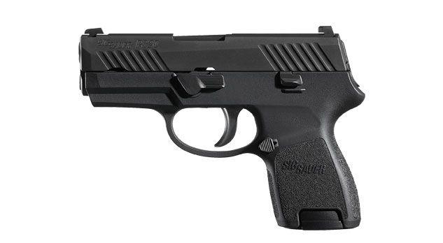 Sig Sauer P320 9mm 12Rnd - $713.00
