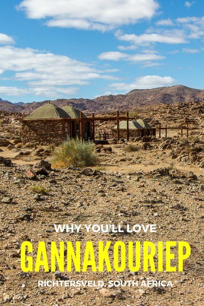 Why you'll love Gannakouriep Wilderness Camp, Richtersveld Transfrontier Park, South Africa