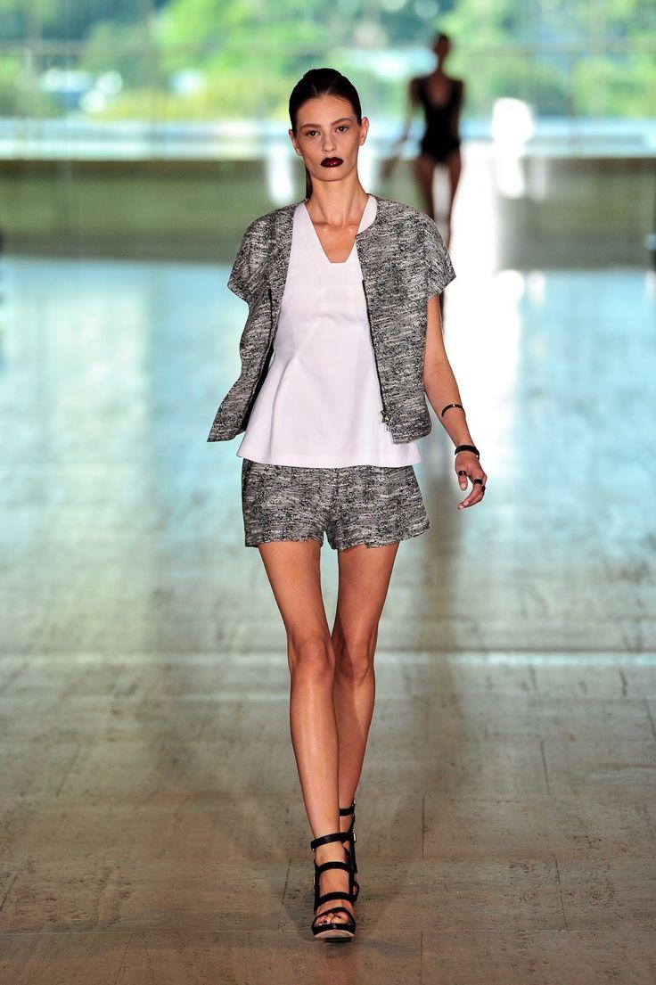 Lisa Ho Fashion Week 2013 - Mama Stylista