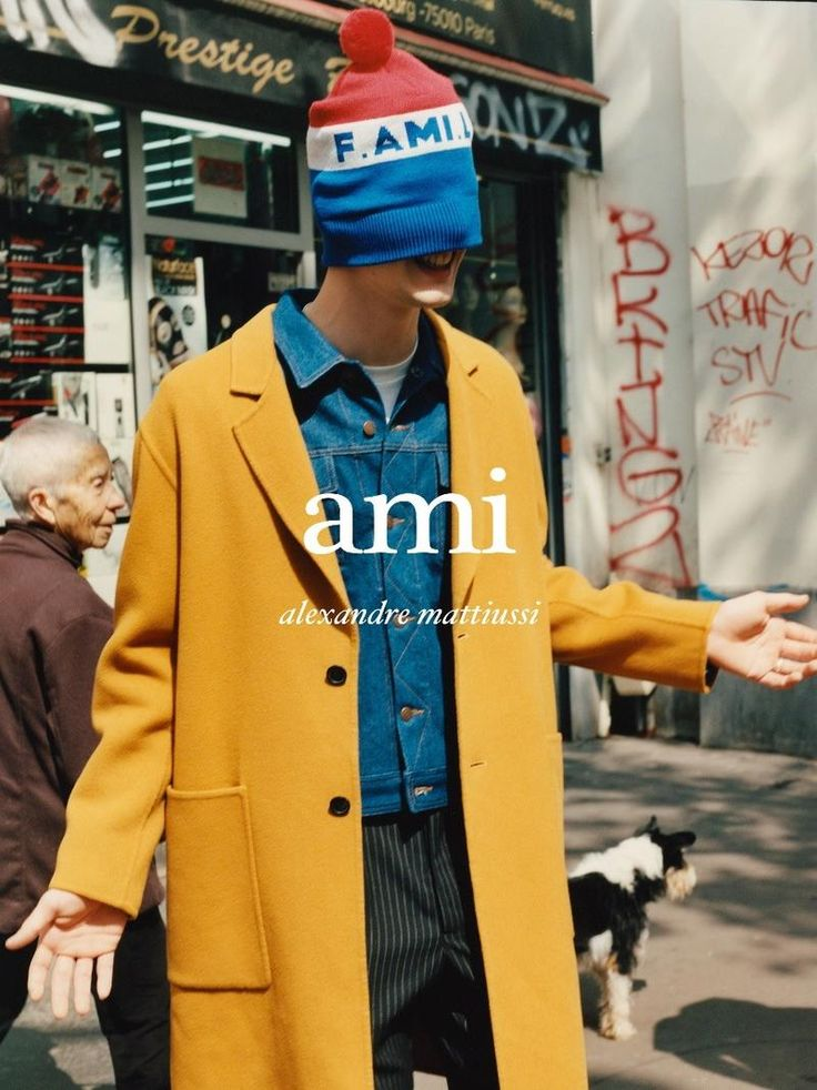 AMI Alexandre Mattiussi F/W 17 Campaign (Various Campaigns)