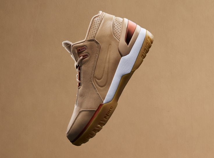 Nike 5 Decades of Basketball includes Nike Blazer Studio, Air Force 1 High  Lux, Foamposite Pro, Air Zoom Generation, and new Zoom Bonafide in Vachetta  Tan