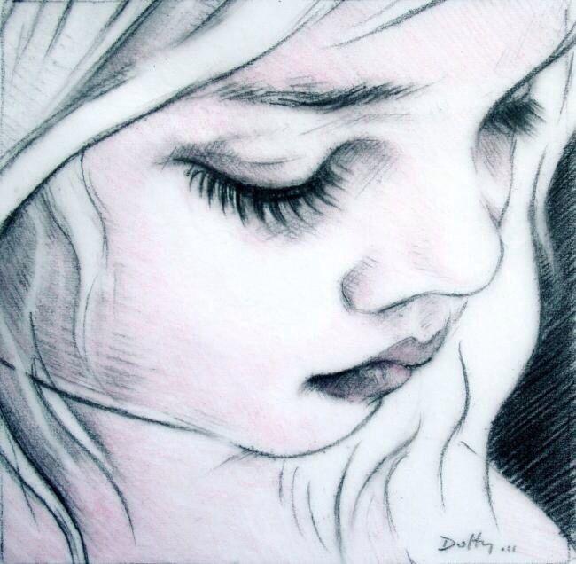 Sketch Girls Face Photos Little Girl Face Sketch - More Info ...