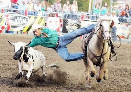 Prca Rodeo Dodge City Ks Rodeo Events Bull Riding