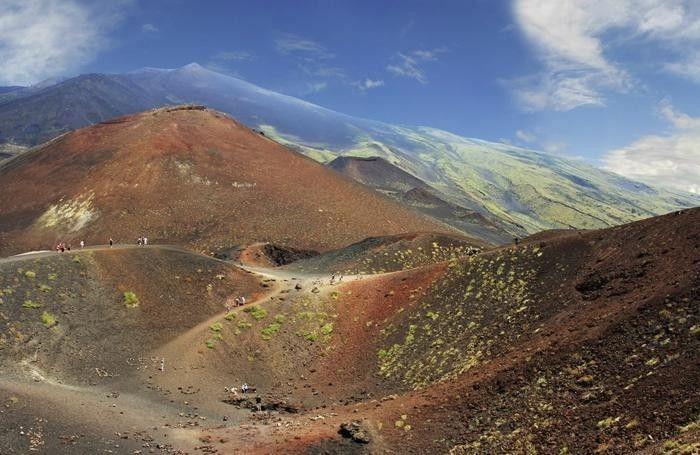 I vulcani sono orribili - Etna
