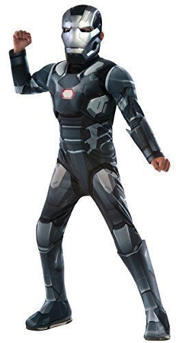 Jungen Marvel War Machine Captain America Civil War Robot Superheld