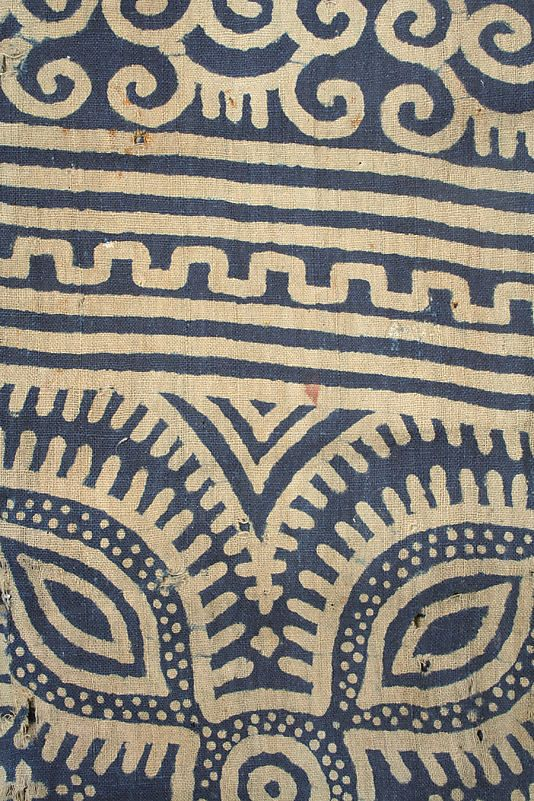 Fragment of a Ceremonial Textile (Sarita), Indonesia, Sulawesi, 19th - early 20th century.