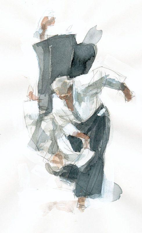Akido  Catégorie : Aikido fait partie de la famille des sports art martiaux  Olympique : Ce sport n'est pas inscrit aux jeux olympique  Principe : L'aïkido est pratiqué par des femmes et des hommes de toutes tailles et âges. Le but de la pratique est de s'améliorer, de progresser dans la bonne humeur.Ne sont montrées que des techniques respectant le partenaire. La complexité de cet art demande un haut niveau de pratique dans son utilisation en combat réel.