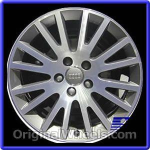 OEM 2007 Audi A3 Rims - Used Factory Wheels from OriginalWheels.com #Audi #AudiA3 #A3 #2007AudiA3 #07AudiA3 #2007 #2007Audi #2007A3 #AudiRims #A3Rims #OEM #Rims #Wheels #AudiWheels #AudiRims #A3Wheels #steelwheels #alloywheels