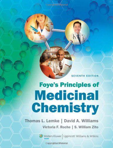 Foye's Principles of Medicinal Chemistry 7th Edition Pdf Download e-Book