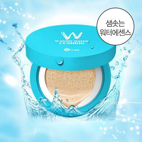 W.Lab Water Cushion #21 Light & #23 Beige #Wlab