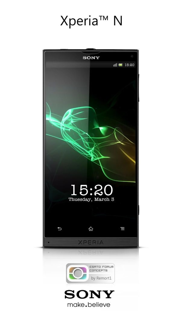 Sony Xperia N Concept