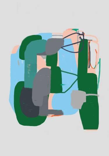 "Saatchi Art Artist Alessandro La Civita; New Media, ""#126 - Limited Edition 1 of 50"" #art"