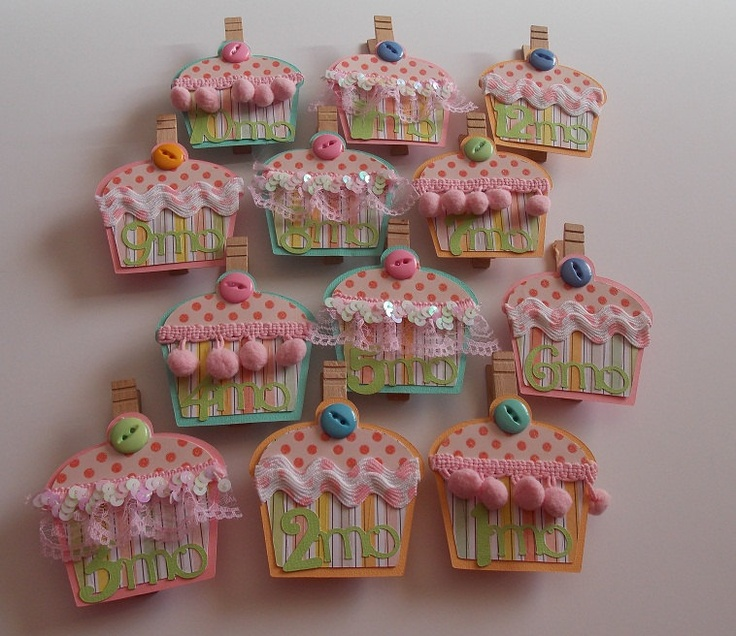 about Cupcake Party Ideas on Pinterest  Cupcake birthday, Cupcakes ...