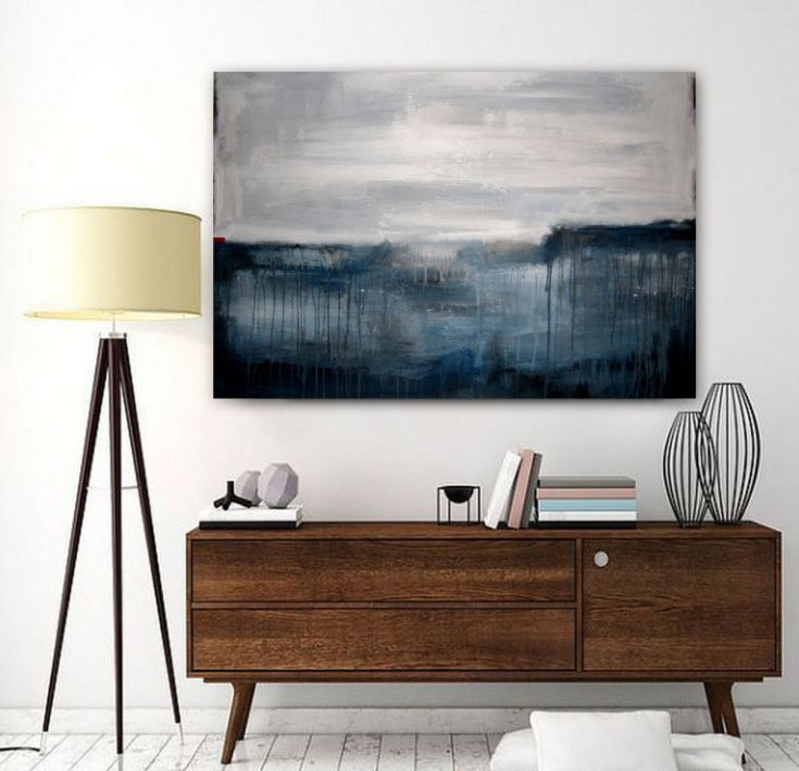 Buy Ocean drift # 6, Acrylic painting by dimitris pavlopoulos on Artfinder…
