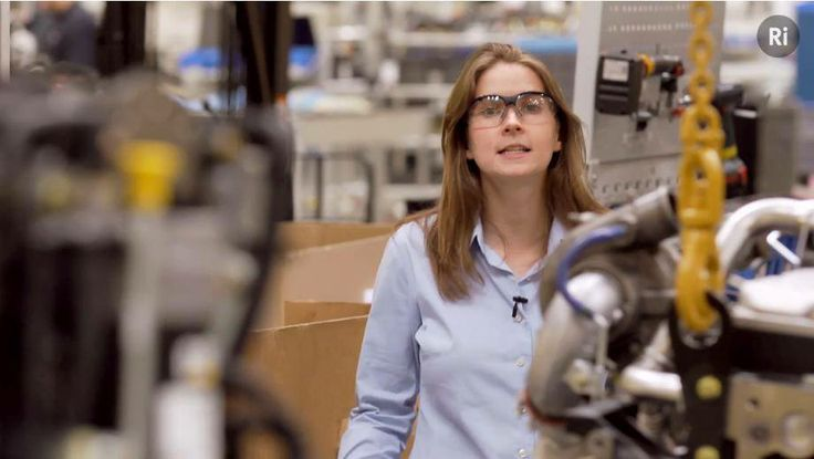 Today we celebrate women in engineering for National Women in Engineering Day #NWED.  Hilary Costello takes us flying high as she tests the flutter on her extremely long cable http://richannel.org/collections/2012/components#/components--tether-dynamics  and Hannah Petto gets really, er, clean building diesel engines at Caterpillar http://richannel.org/collections/2012/components#/components--caterpillar-engine-development-manufacturing