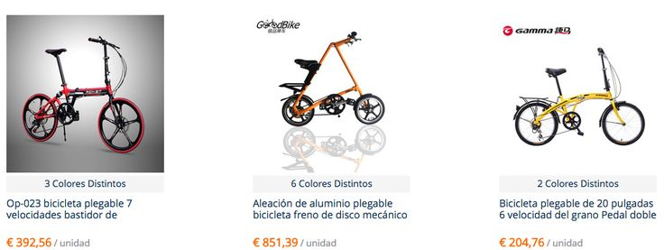 Comprar Bicicletas Baratas en AliExpress
