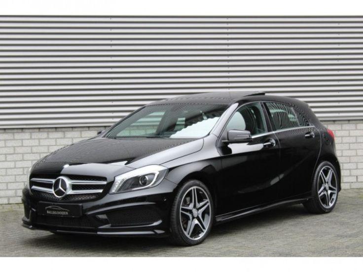 Mercedes-Benz A-Klasse  Description: Mercedes-Benz A-Klasse 200 CDI AMG-Pakket Navi Stoelverw. Panoramadak Led-Xenon 1e Eigenaar 2014. - 5568949-AWD  Price: 345.03  Meer informatie
