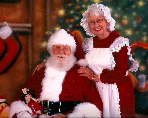 Finest 132 best Mr. and Mrs. Santa Claus images on Pinterest | Papa  DB39