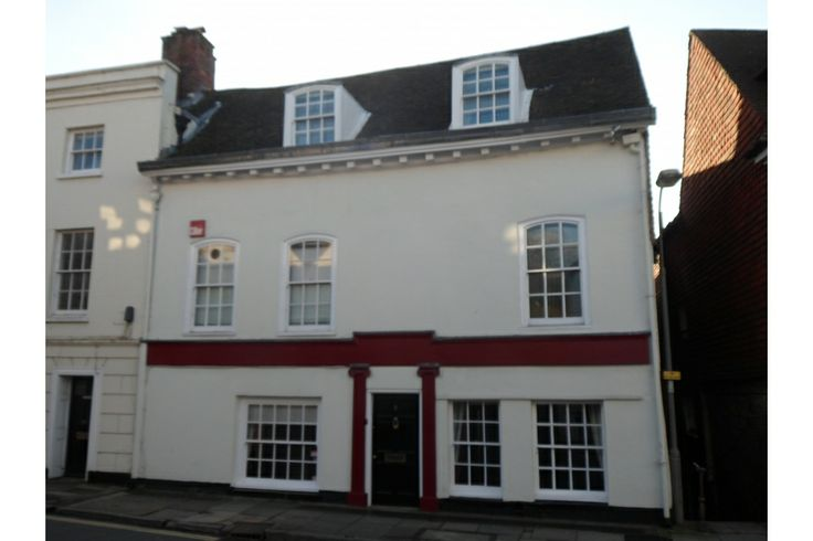 8 Quarry Street, Guildford For Sale:   The period Grade II Listed property has an attractive rendered facade and has been extensively refurbished and renovated to provide quality office accommodation with period features throughout.   RESIDENTIAL POTENTIAL