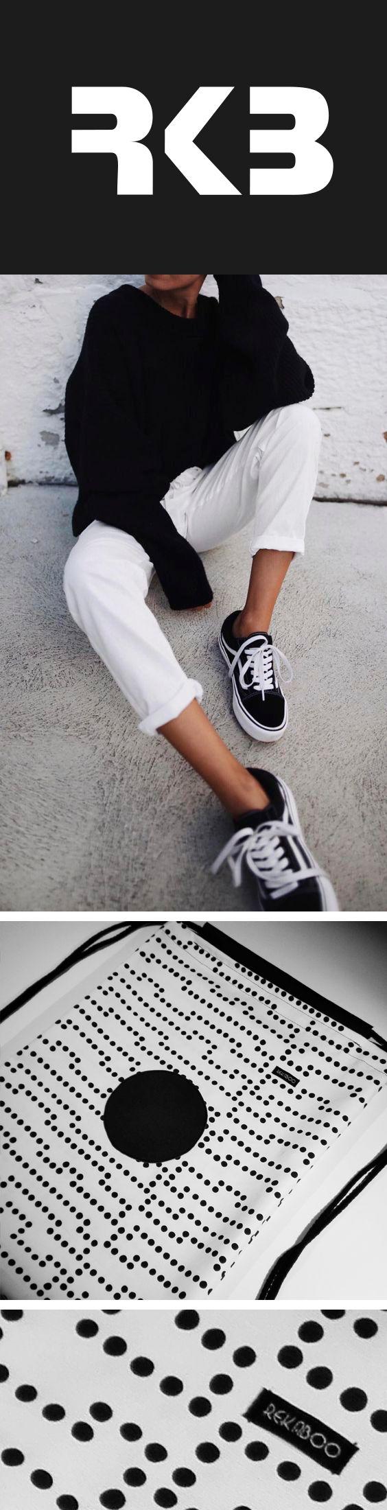 Black & White Style  #fashion