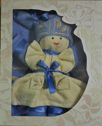 Bábika z uterákov Gracia  http://www.grenoo.sk/-greno_v_kartone-babika_gracja-11