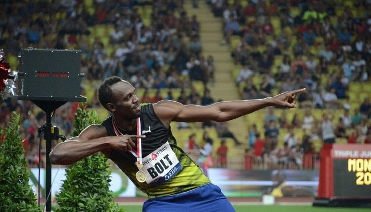 Usain Bolt has ran his first sub-10-second time of the year to win the 100m at the Diamond League in Monaco. The Eight-time Olympic champion clocked 9.95 in his final Diamond League race to beat Americas Isiah Young (9.98) and South African Akani Simbine (10.02) while Britains CJ Ujah ran 10.02 to claim fourth.  The 30-year-old Jamaican has confirmed he will run the 100m and 4x100m relay at the World Championships in London in August his final event before retiring. With two weeks to go…