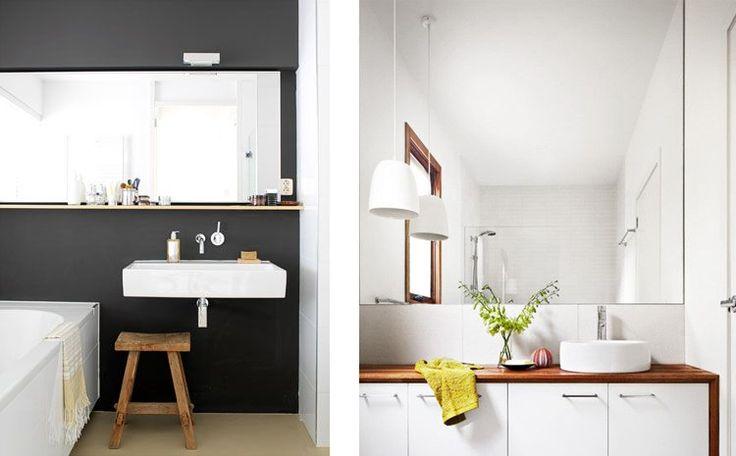 Meer dan 1000 idee n over badkamers inrichten op pinterest badkamer teller organisatie kleine - Kleine ijdelheid ...