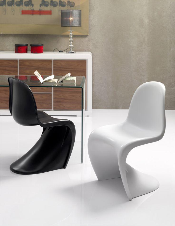 Moderne spisebordstoler. www.dekorasjondesign.com, din komplette nettbutikk av designmøbler. (bilde 1)