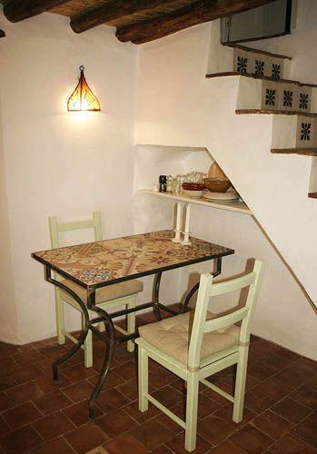 Casa Navidad Kitchen table