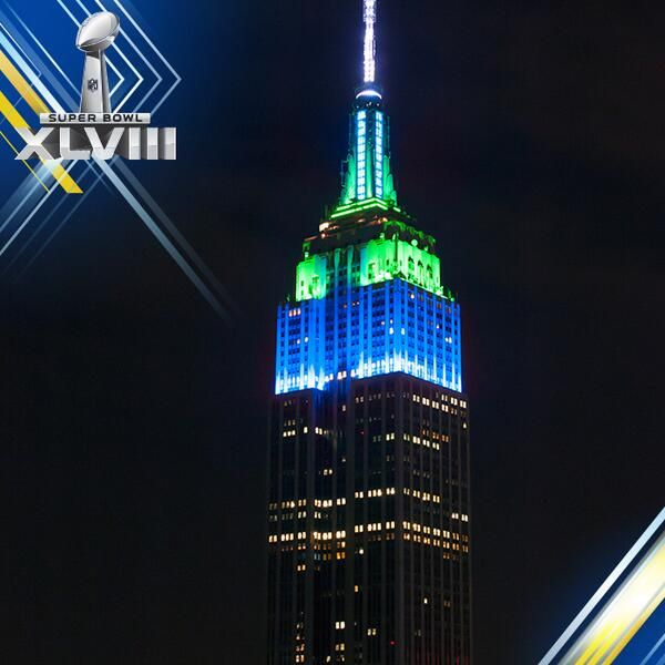 Help light up the Empire State Building