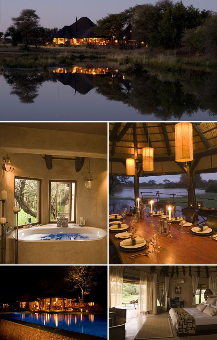 No.6 On Ker & Downey Africa's list is Okonjima's Grand African Villa. The perfect family villa set in a private game reserve in Namibia. #luxuryretreat #namibia