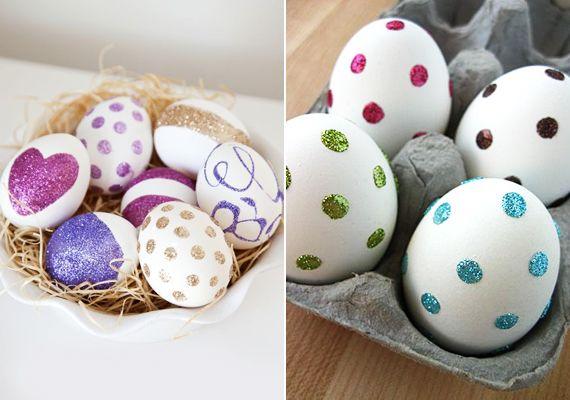 Képeken 6 különleges és gyönyörű húsvéti tojás festés nélkül | femina.hu