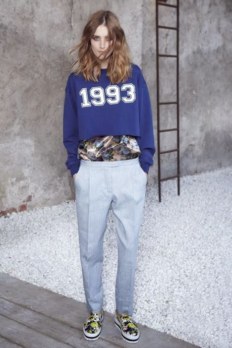 SS14 Trends: Sports Luxe