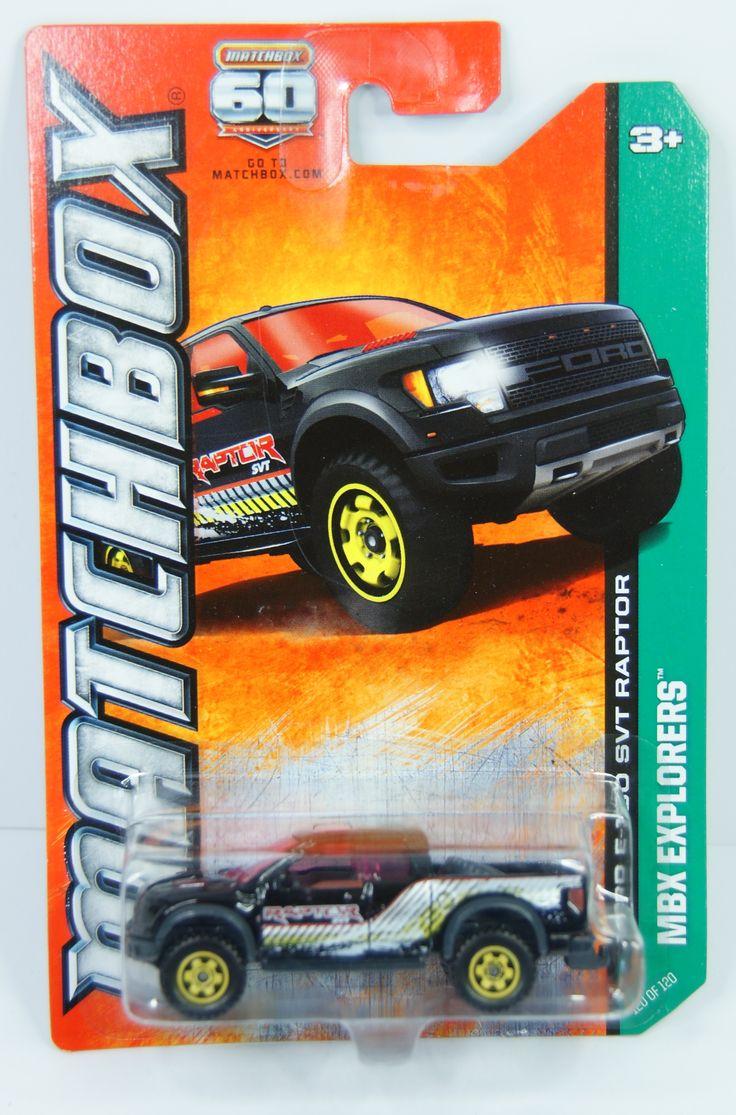 120/120 MBX Explorers Ford F150 SVT Raptor