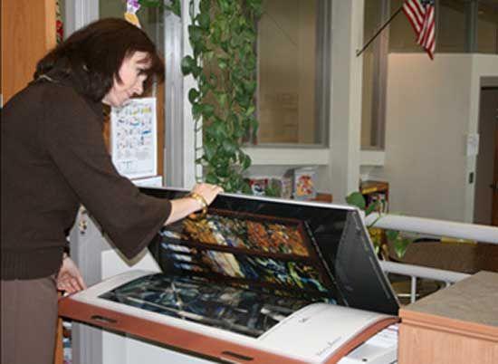 Posters Storage, Map Storage, Anchor Chart Storage, Bulletin Board Storage  At The Jefferson