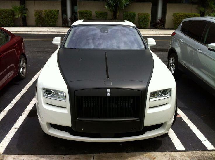 rolls royce phantom white with black rims. rolls royce ghost phantom white with black rims 0
