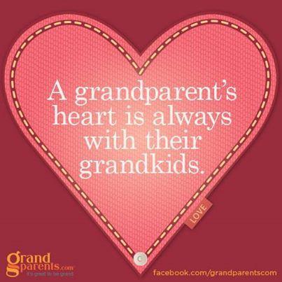 Grandparent's heart