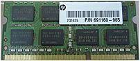 HP 691160-965 8 GB Memory Module - PC3L-12800 - SO-DIMM