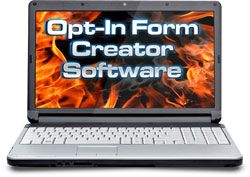 OptIn Form Creator http://www.plrsifu.com/optin-form-creator/ Give Away, Master Resell Rights, Software #FormCreator, #Optin, #Software This easy to use software will create an opt in form box to your specifications.Squeeze PageMASTER RESELL RIGHTS GIVE AWAY