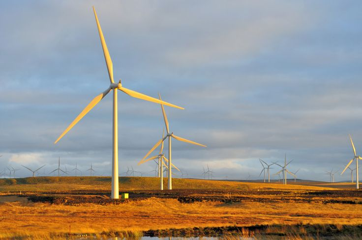 Bertha Helps Wind Industry Set Output Record