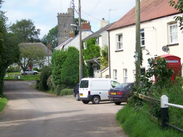 Just about to move to Payhembury Village Devon