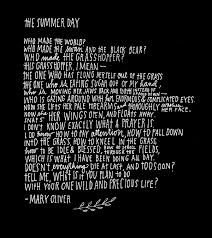 wild geese mary oliver essay I have to write a summery of an analysis over wild geese but i can not seem to find any analysis online that are not asking for me to paycan someone please help me i just need a analysis of this poem wild geese by mary oliver analysis.