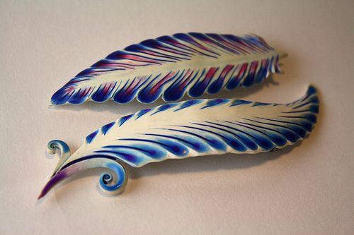 Polymer Clay | Camille Young