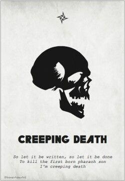 IM CREEPING DEATH