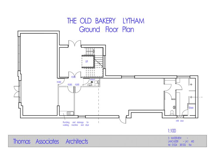 Bakery layout floor plan ideas for the for Bakery floor plan