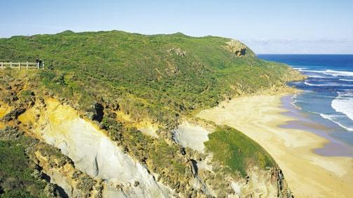 Aire River to Johanna Beach Hike, Great Ocean Walk, Great Ocean Road, Victoria, Australia