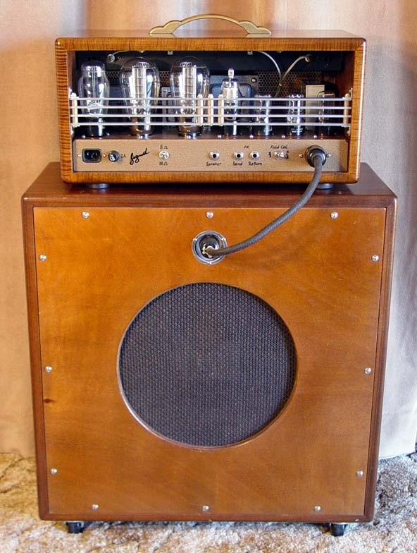 Sound King Tube Amplifier